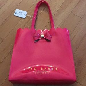 Ted Baker London Scalloped Shoppers Bag